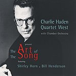Charlie Haden Quartet West The Art of the Song