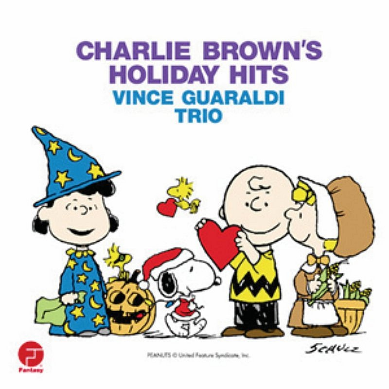Cover Art: Charlie Brown's Holiday Hits