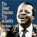 Oscar Peterson Trio The Oscar Peterson Trio At Zardi's
