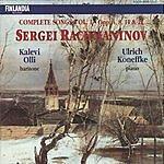 Kalevi Olli Complete Songs Vol.1, Op.4, 8, 14 & 21