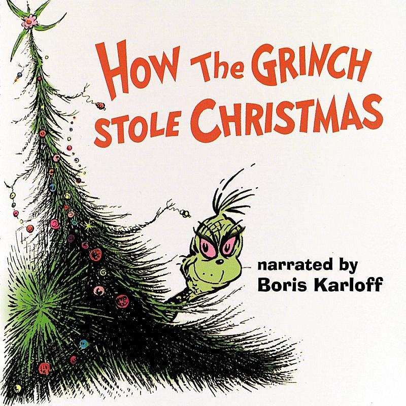Cover Art: How The Grinch Stole Christmas: Original Soundtrack