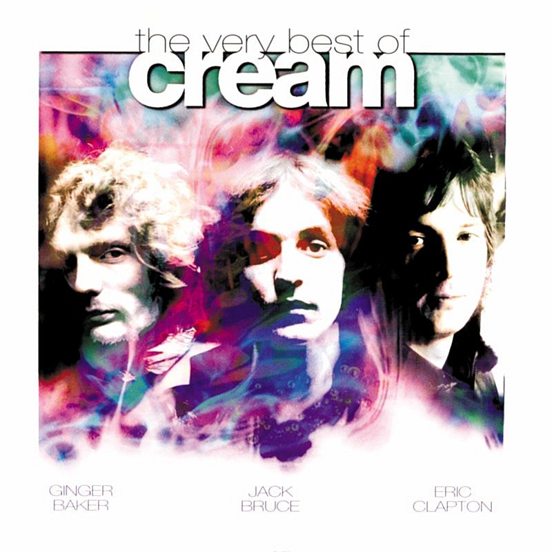 Cover Art: The Very Best Of Cream