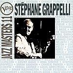 Stéphane Grappelli Verve Jazz Masters 11