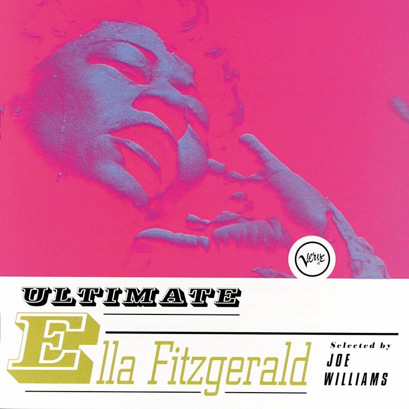 Cover Art: Ultimate Ella Fitzgerald