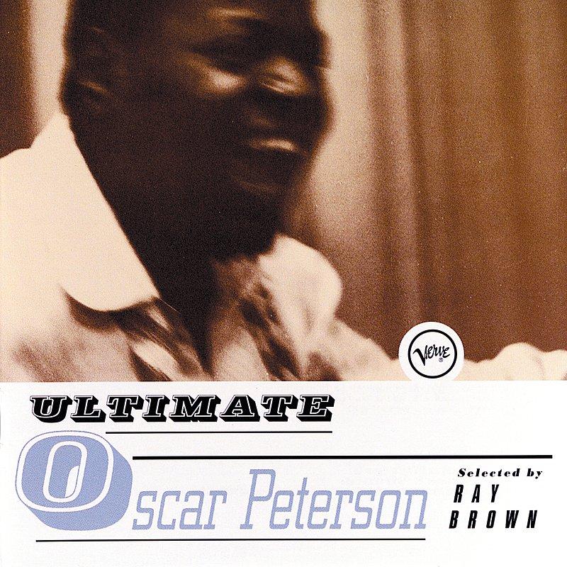 Cover Art: Ultimate Oscar Peterson