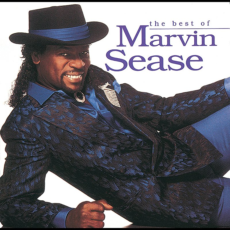 Cover Art: The Best Of Marvin Sease