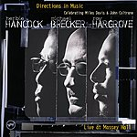 Michael Brecker Directions in Music: Live at Massey Hall