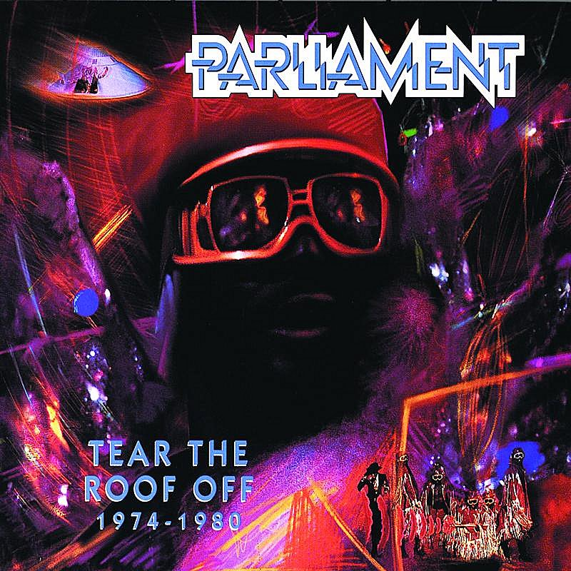 Cover Art: Tear The Roof Off (1974-1980)