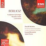 André Previn Symphonie Fantastique/Harold En Italie/5 Overtures