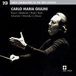 Carlo Maria Giulini Great Conductors Of The 20th Century: Carlo Maria Giulini