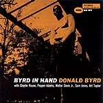 Donald Byrd Byrd In Hand