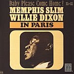 Memphis Slim In Paris: Baby Please Come Home! (Live) (Remastered)