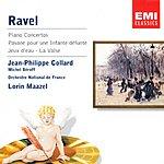 Jean-Philippe Collard Piano Concertos/Pavane Pour Une Infante Defunte/Jeux D'eau/La Valse