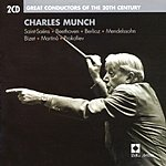 Charles Munch Great Conductors Of The 20th Century: Charles Munch