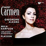 Michel Plasson Carmen (Opera In Four Acts)