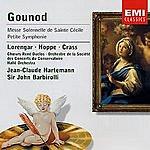 Jean-Claude Hartemann Messe Solennelle De Sainte Cecile/Petite Symphonie