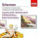 Jacqueline Du Pré Cello Concerto/Piano Concerto/Introduction & Allegro Appassionato