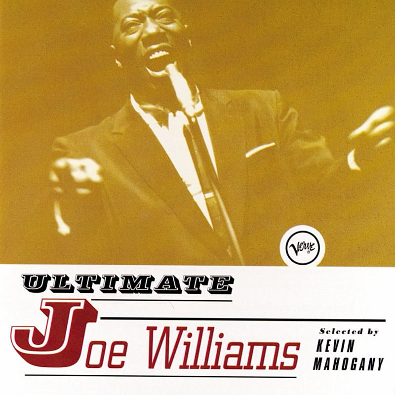 Cover Art: Ultimate Joe Williams
