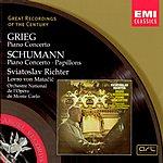 Sviatoslav Richter Great Recordings Of The Century: Piano Concertos