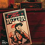 Tex Ritter Country Music Hall Of Fame Series: Tex Ritter