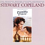 Stewart Copeland Rumble Fish (Original Soundtrack)
