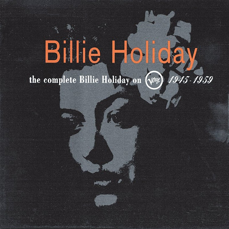 Cover Art: The Complete Billie Holiday On Verve, 1945-1959
