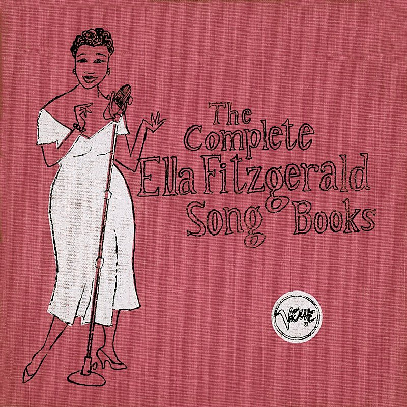 Cover Art: The Complete Ella Fitzgerald Song Books