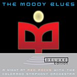 The Moody Blues A Night At Red Rocks with the Colorado Symphony Orchestra - Deluxe Edition