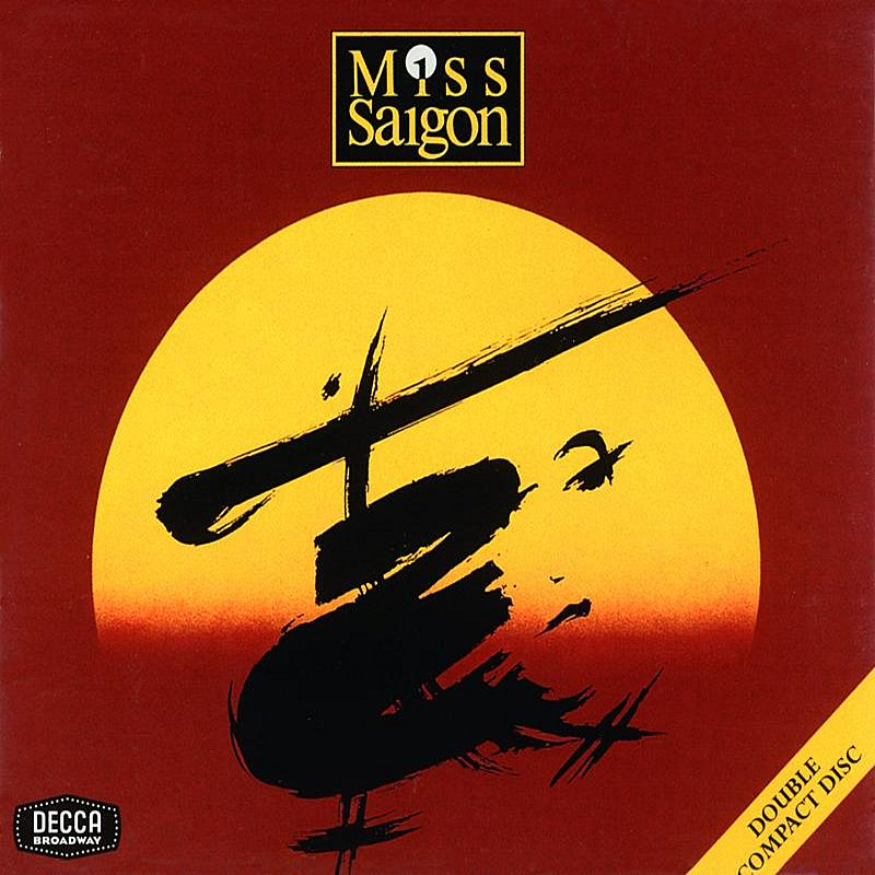 Cover Art: Miss Saigon