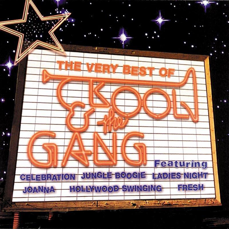 Cover Art: The Very Best Of Kool & The Gang