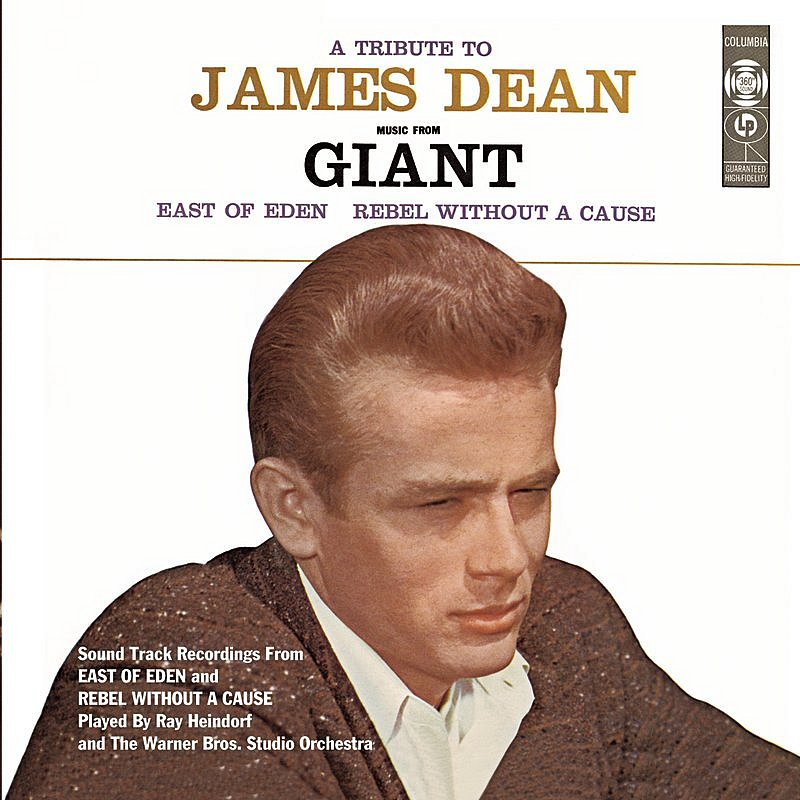 Cover Art: A Tribute To James Dean