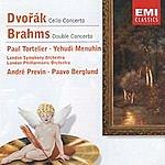 Paul Tortelier 'Encore' Collection: Dvorak: Cello Concerto/Brahms: Double Concerto For Violin & Cello