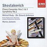 Mariss Jansons Piano Concertos Nos.1 & 2/Symphony No.1