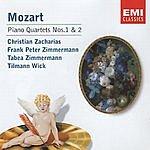 Christian Zacharias 'Encore' Collection: Mozart: Piano Quartets Nos.1 & 2