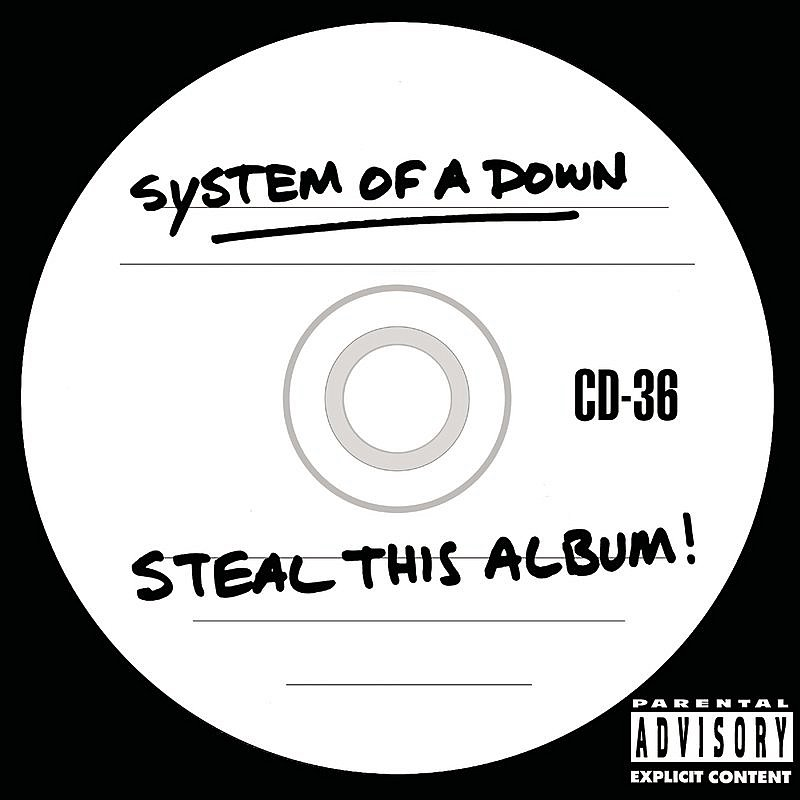 Cover Art: Steal This Album! (Parental Advisory)