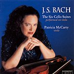 Patricia McCarty The Six Cello Suites