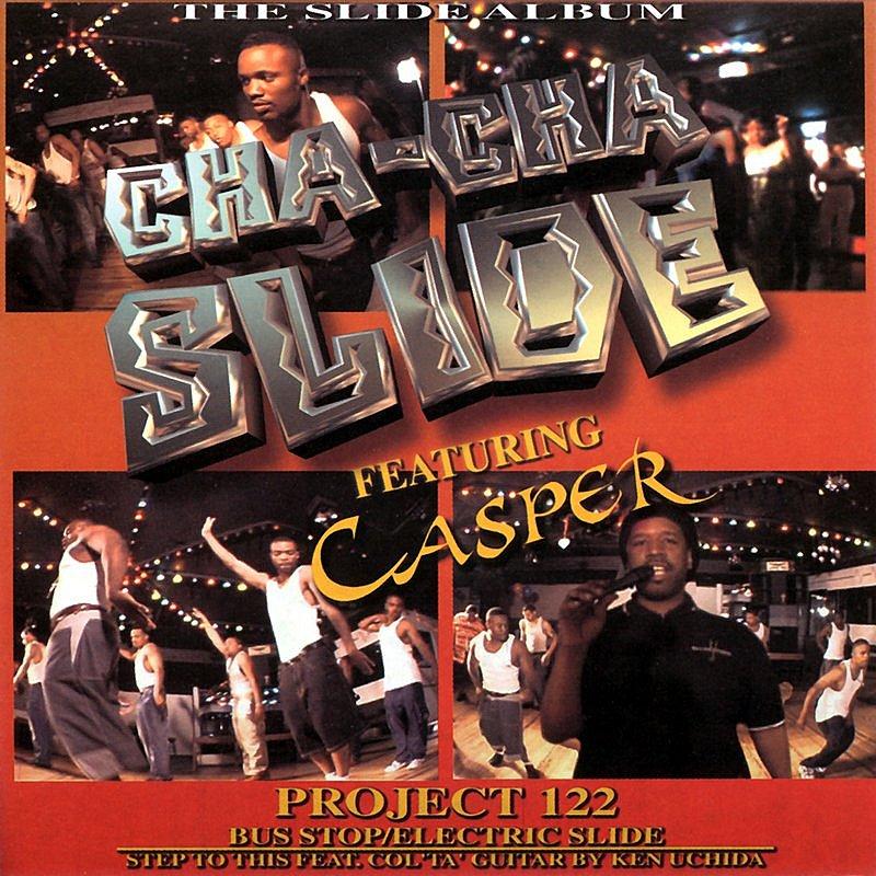 Cover Art: Cha-Cha Slide Album