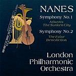 Richard Nanes Symphony No's 1 & 2