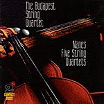 Richard Nanes Budapest String Quartet - Richard Nanes