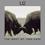 U2 The Best Of 1990-2000 (A Sides US Version)