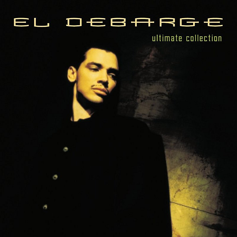 Cover Art: Ultimate Collection:  El DeBarge
