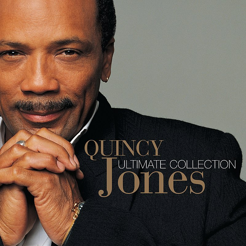 Cover Art: Ultimate Collection:  Quincy Jones