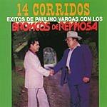 Los Broncos De Reynosa 14 Corridos Exitos de Paulino Vargas