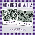 Cover Art: Winning Combinations: Ohio Players & Parliament