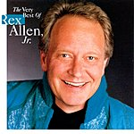 Rex Allen, Jr. The Very Best Of Rex Allen Jr.