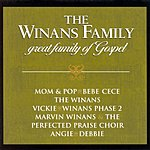 Cover Art: Great Family Of Gospel