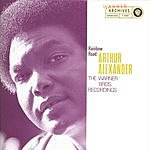 Arthur Alexander Rainbow Road: Warner Bros. Recordings