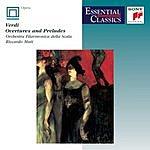 Riccardo Muti Overtures & Preludes