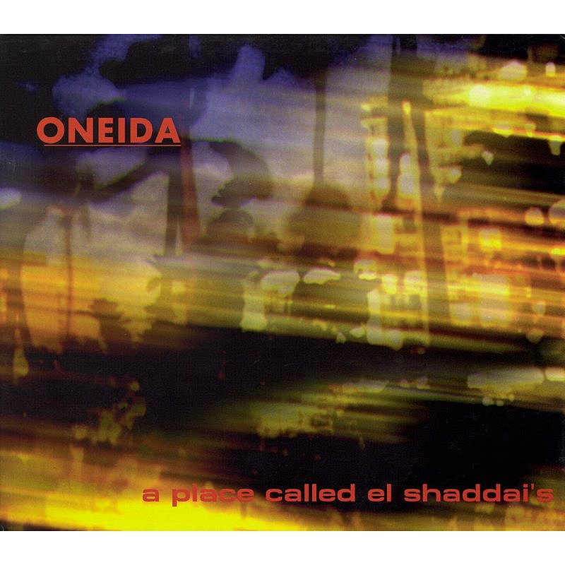 Cover Art: A Place Called El Shaddai's