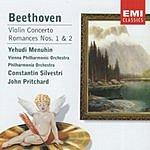 Yehudi Menuhin Beethoven: Violin Concerto/Romances Nos.1 & 2